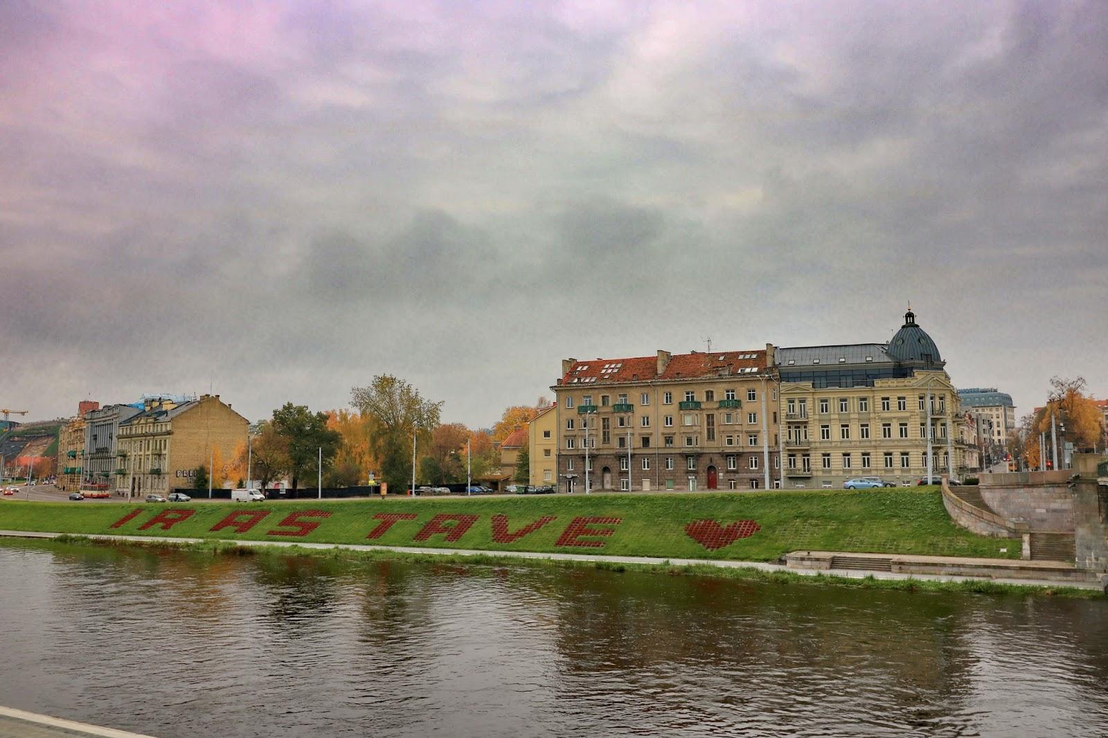 rzeka, Litwa, podróże