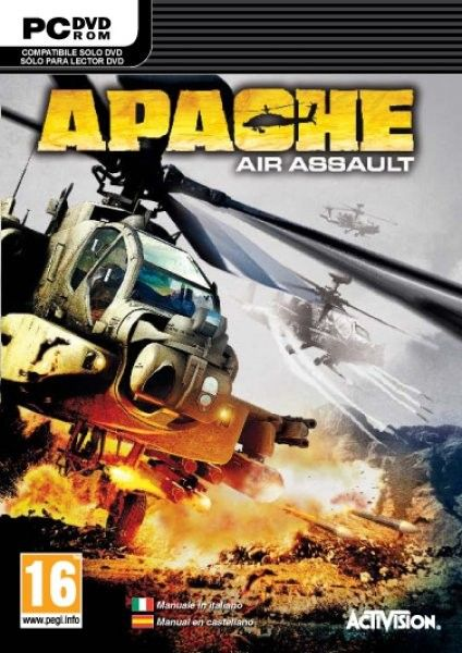 Descargar Apache Air Assault pc full español por mega y google drive 1 link