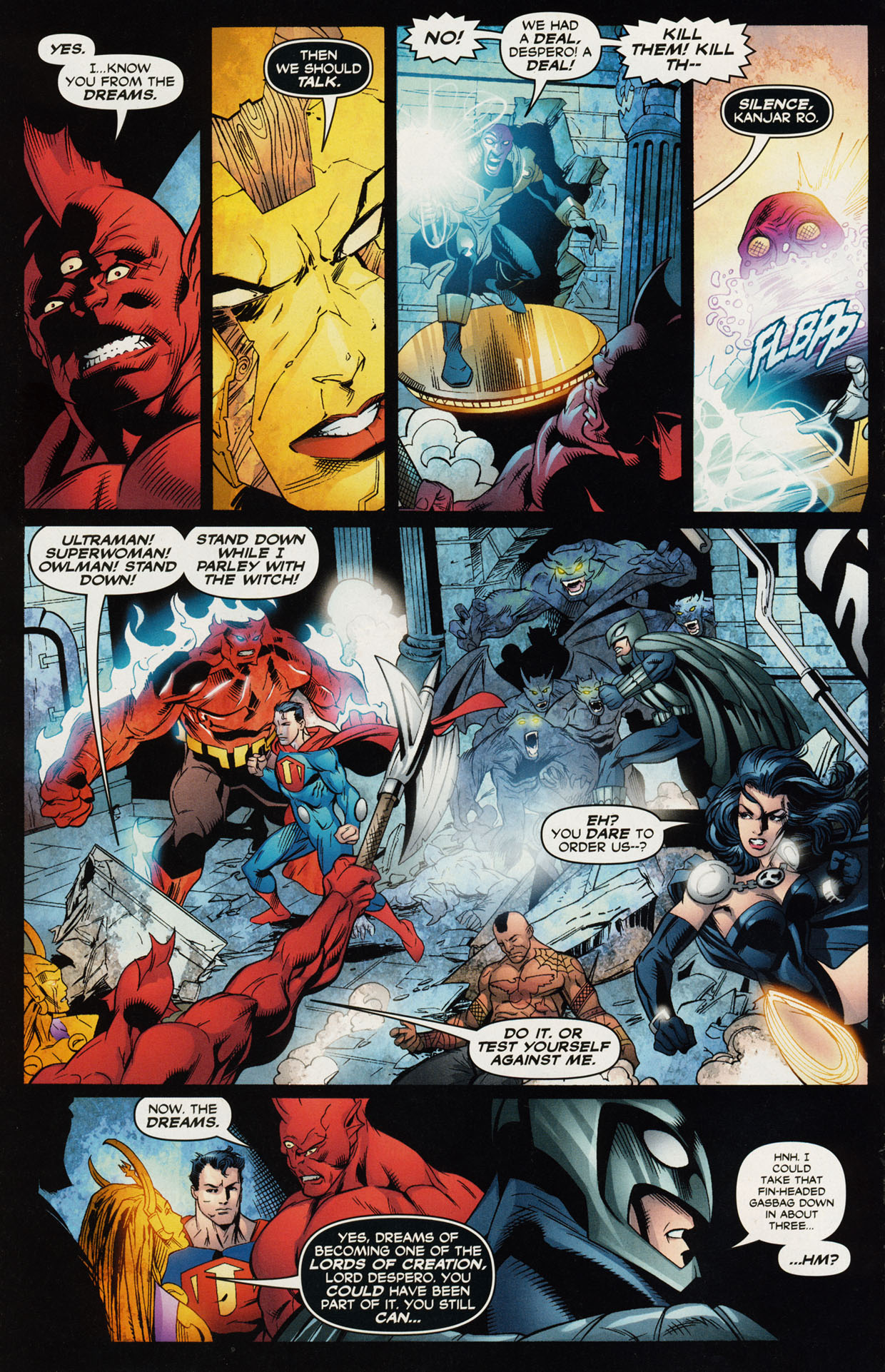 Read online Trinity (2008) comic -  Issue #44 - 7