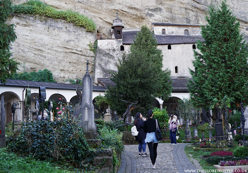 St. Peter's Monastery, Cemetery & Catacombs