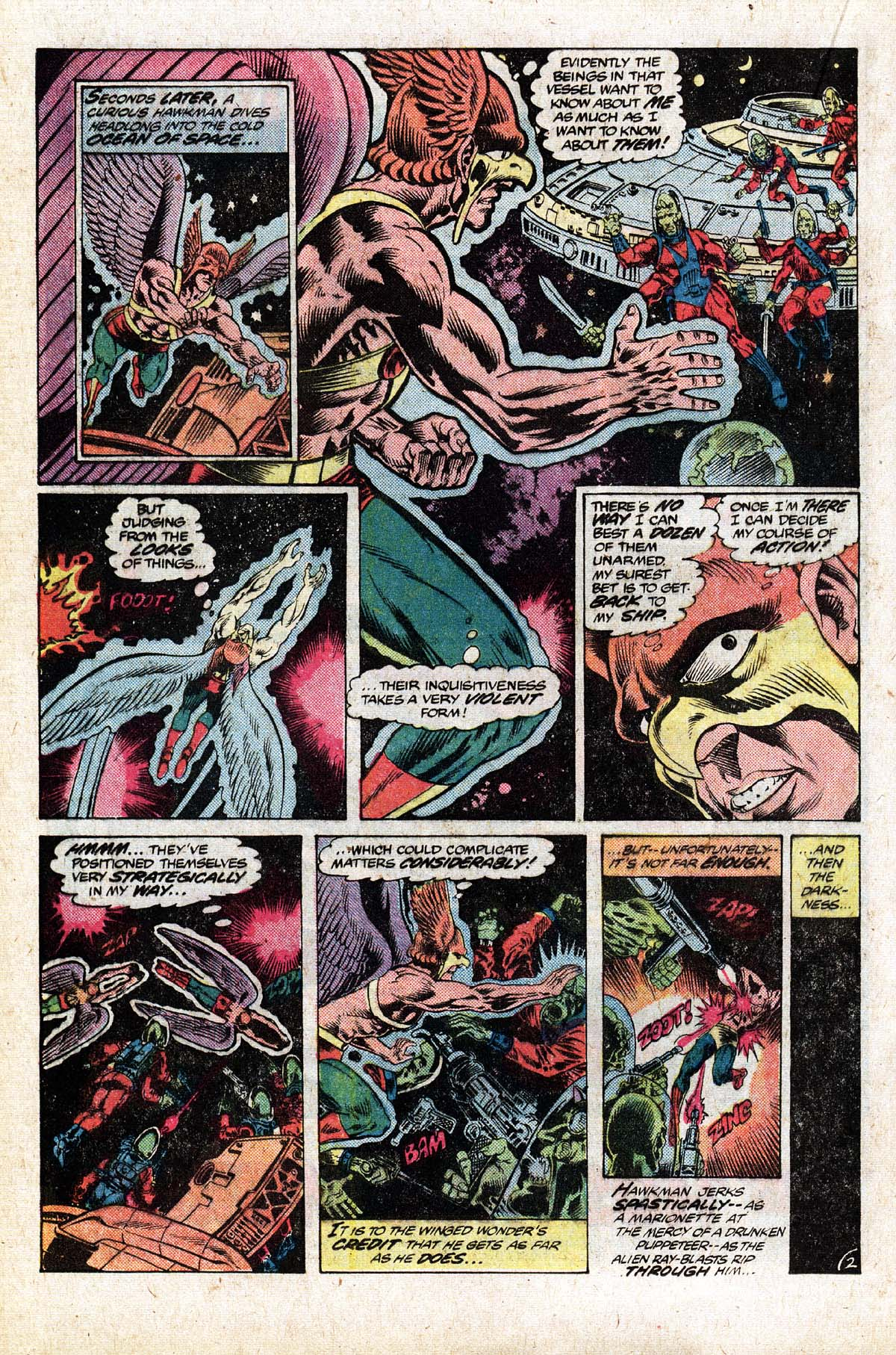 Read online World's Finest Comics comic -  Issue #265 - 36