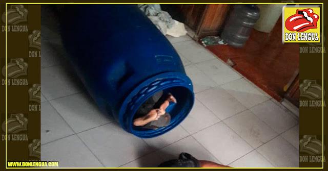 Hayan cadáveres de 3 niños dentro de un pipote en Vargas