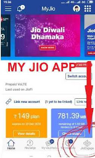 how can you find jio simmba quiz contest