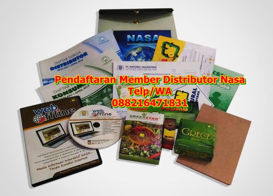 Di Buka Pendaftaran Menjadi Mitra Distributor Pt Natural