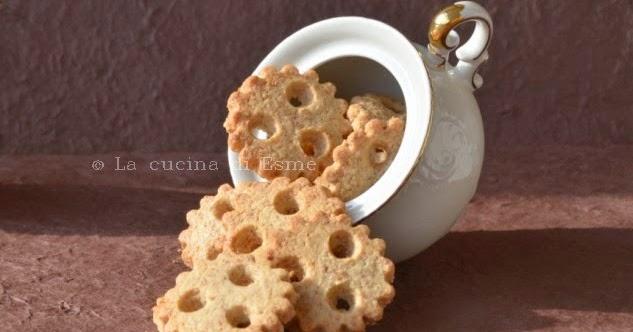 La cucina di esme biscotti campagnoli con farina di mais - La cucina di esme ...