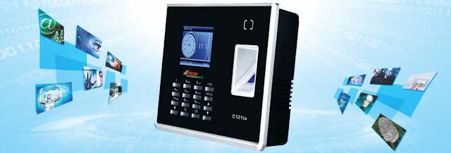 Realtime Eco S C121-TA Biometric Time Attendance System