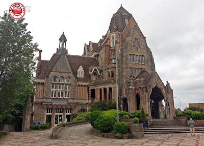 Paseo en segway en Le Touquet - ayuntamiento