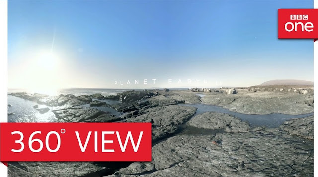 BBC VR App Now Allows You To Travel Planet Earth II from Your Phone
