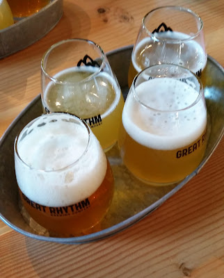 Great Rhythm Brewing Company IPAs