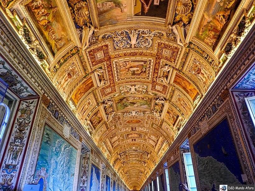 Museus do Vaticano - o que fazer no Vaticano