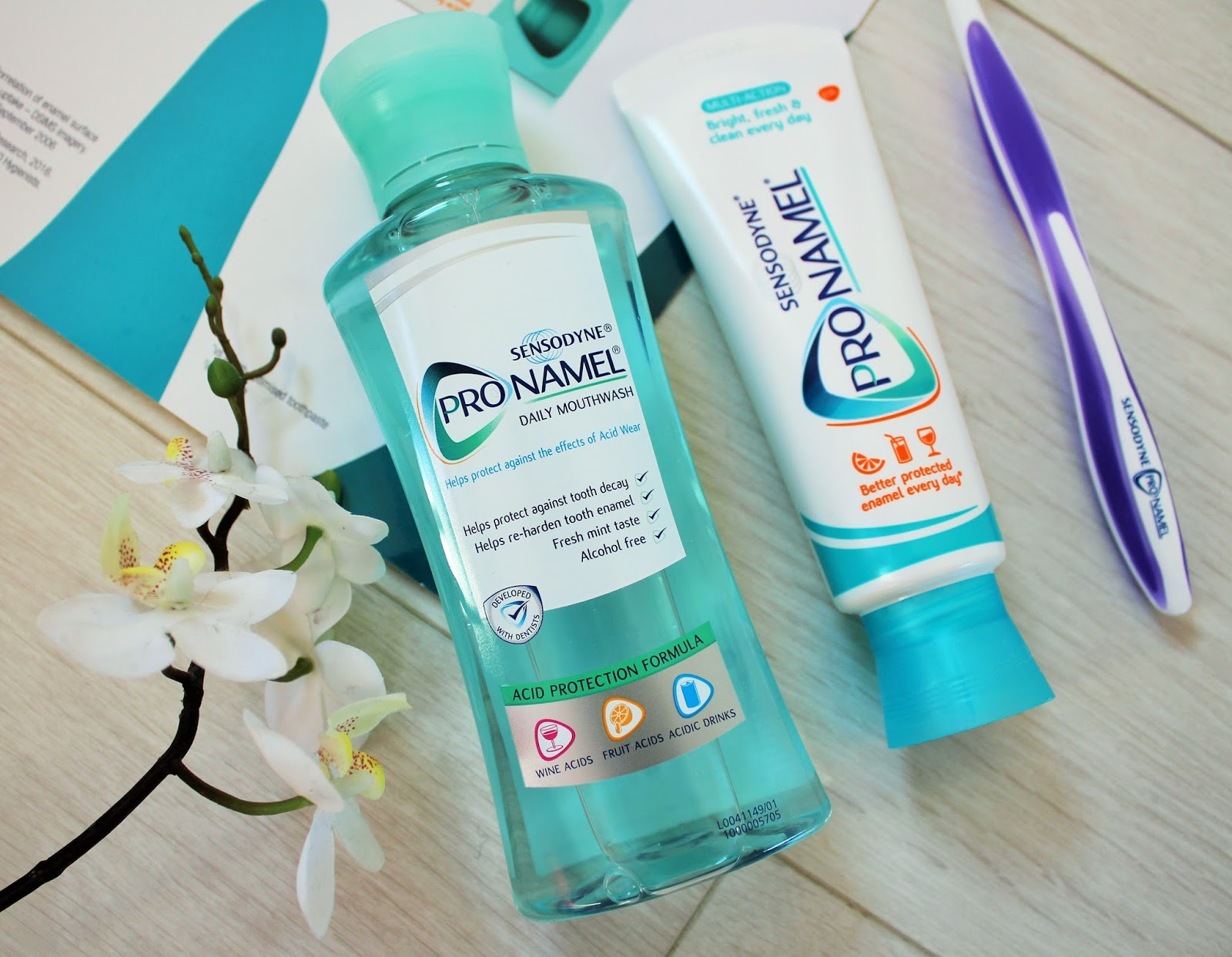 Protect your smile with Sensodyne Pronamel - 4