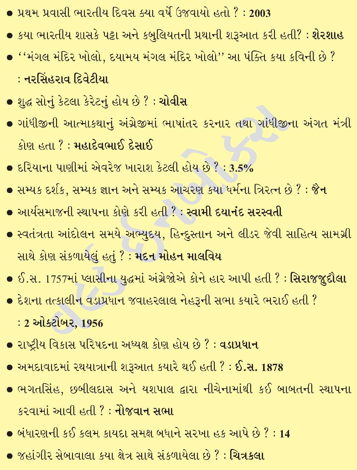 Gk 2015 In Gujarati Pdf