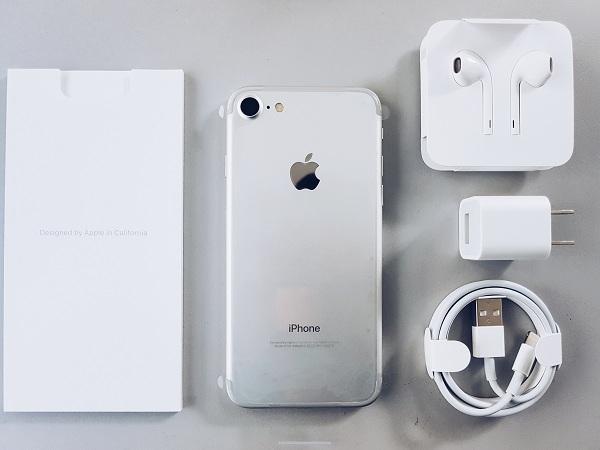 Có thêm 2 màu nguyên zin cho iPhone 7 lock