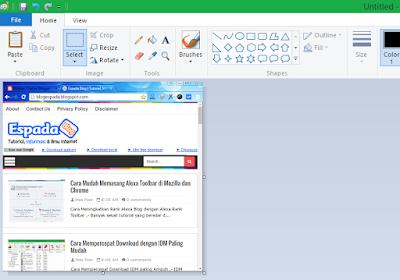 Cara Simple Mengambil Screenshot Gambar di Laptop 17