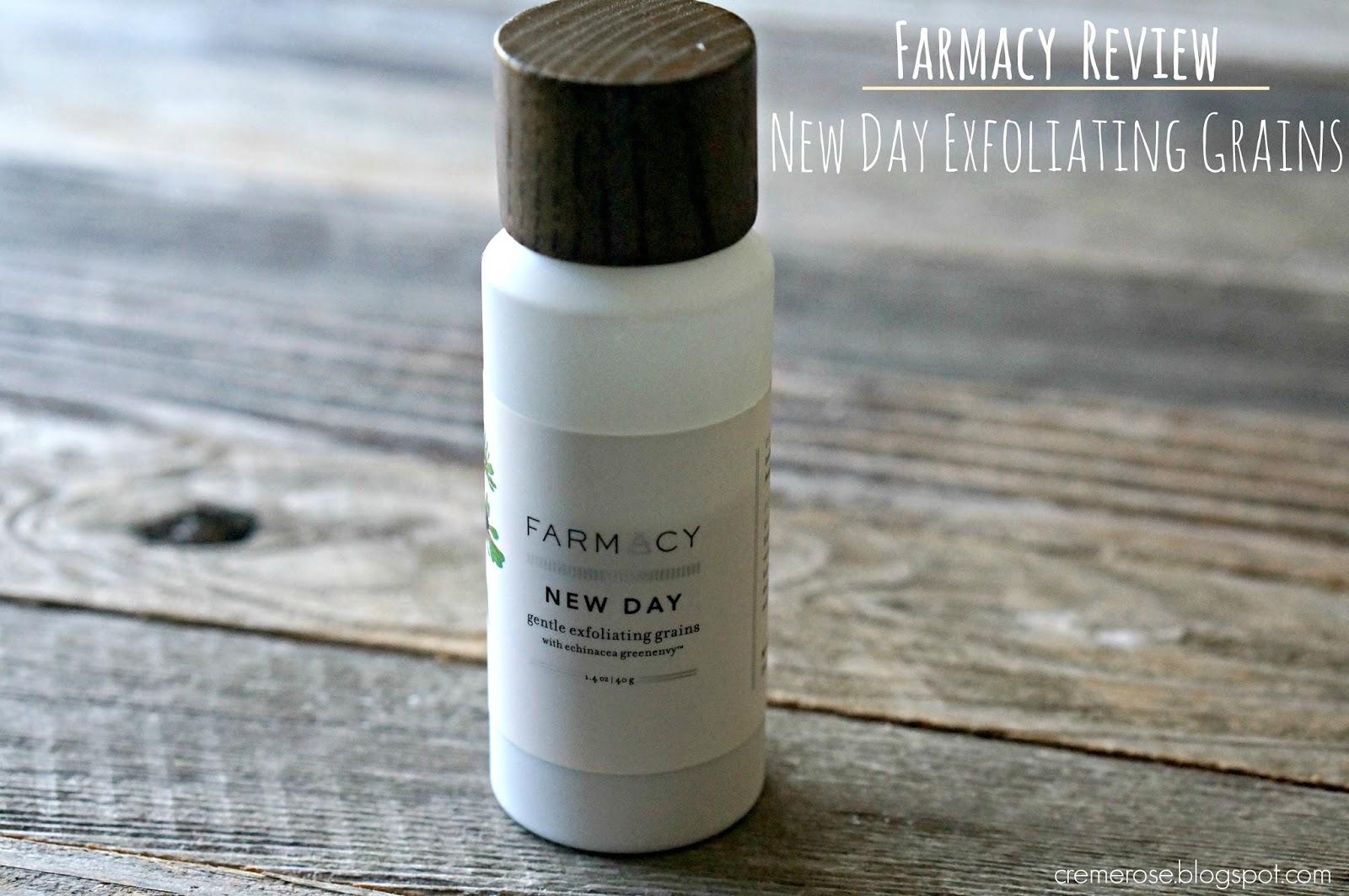 Skin | Farmacy New Day Gentle Exfoliating Grains