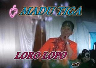 Lirik Lagu Loro Lopo