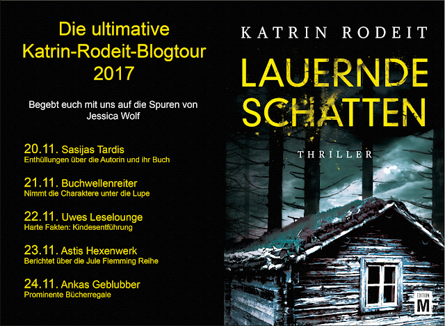 Die ultimative Katrin-Rodeit-Blogtour