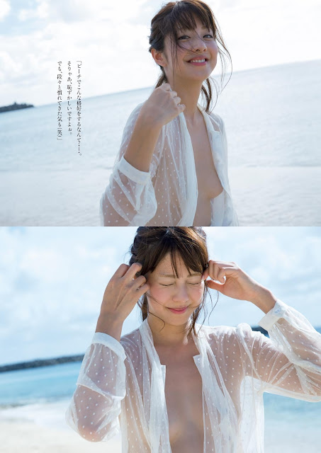 Hongo Anna 本郷杏奈 Weekly Playboy No 10 2018 Pictures