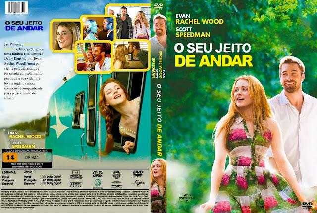 Capa DVD O Seu Jeito De Andar