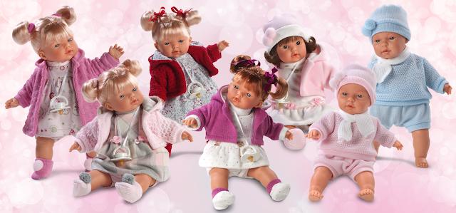 Bebé llorón Llorens - Blog Mamá de Noa