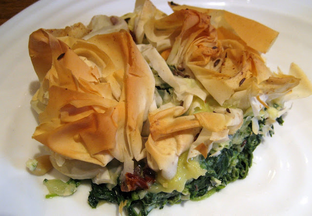 spanakopita, greek recipe, spinach, feta