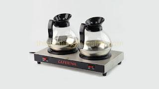 Bộ bếp hâm nóng cà phê 1.6 lít