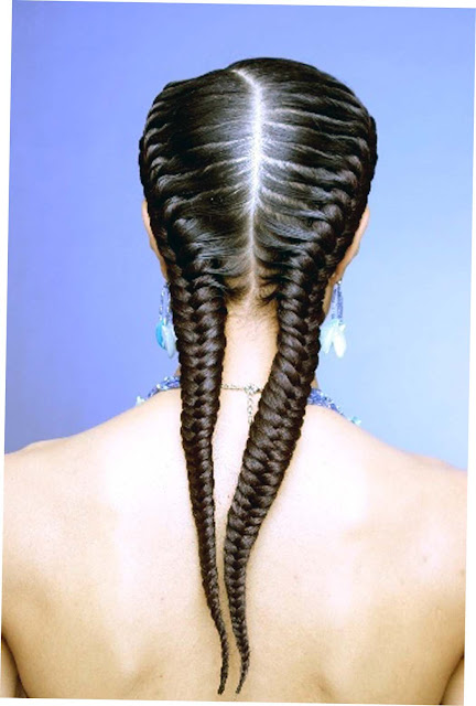 Swell 21 African American Fishtail Braids Hairstyles 2017 Ellecrafts Hairstyles For Men Maxibearus