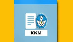KKM Kelas 1 SD MI Kurikulum 2013 Revisi Terbaru