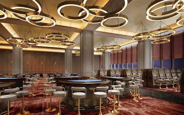 Tiện ích Casino dự án căn hộ Laluna Resort Nha Trang