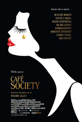 Poster Film Cafe Society