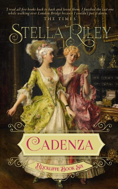 HFVBT Presents: Stella Riley's - Cadenza Blog Tour and Giveaway From November - December 19
