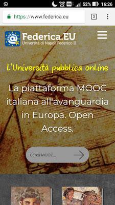 Piattaforma università pubblica