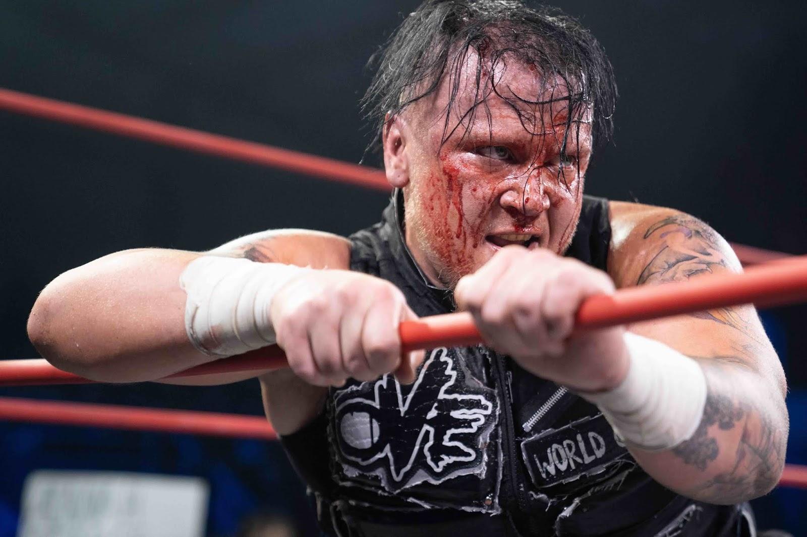 Michael Elgin e Sami Callihan protagonizaram pancadaria nas gravações do IMPACT Wrestling
