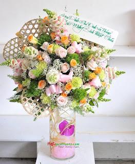 Sản phẩm hoa tươi của Hoa Yêu Thương
