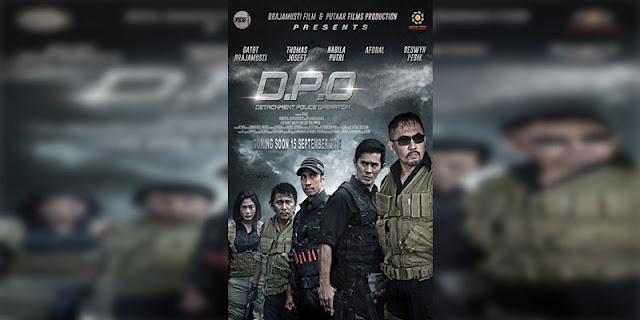 Sinopsis, detail dan nonton trailer Film D.P.O: Detachment Police Operation (2016)