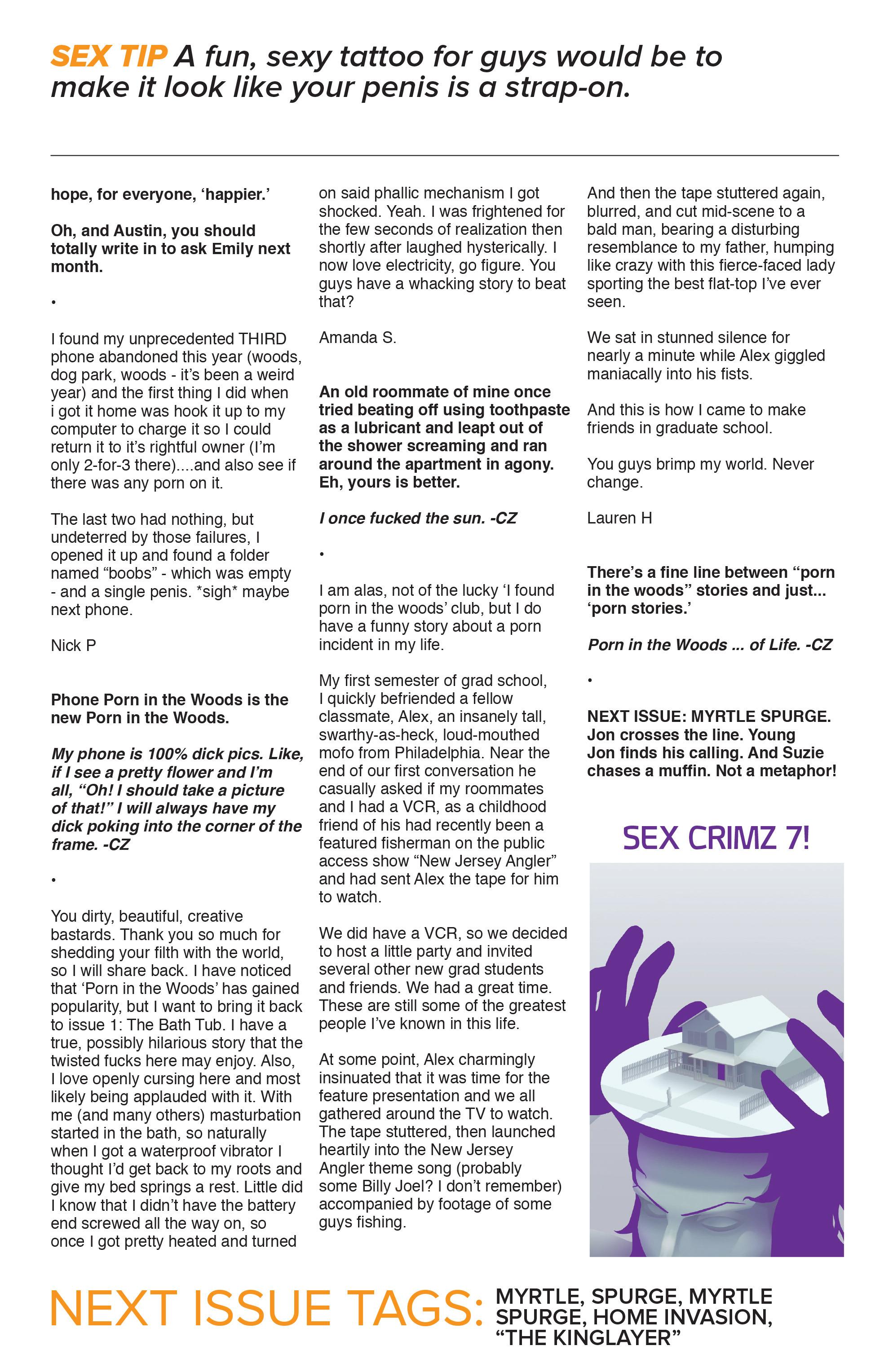 Read online Sex Criminals comic -  Issue #6 - 30
