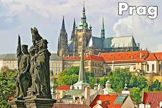 Prag, Prager Burg, Top Sehenswürdigkeiten Prag