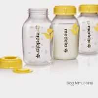 botes congelación Medela blog mimuselina alimentación bebé utensilios necesarios