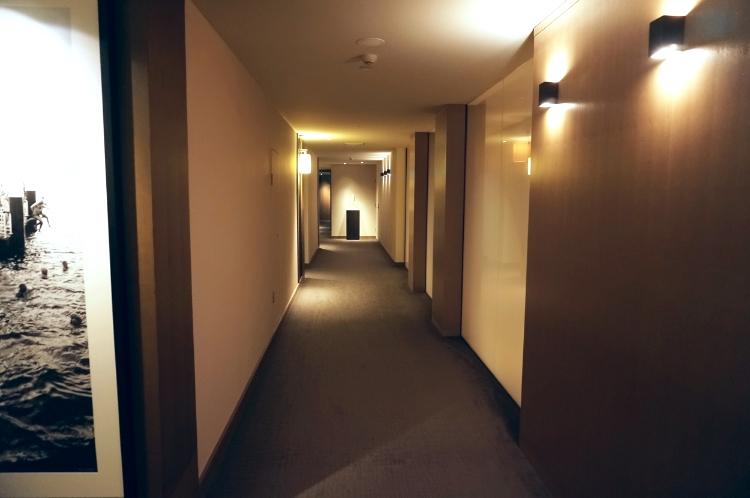 Park Hyatt Sydney hallway, Australia, Euriental