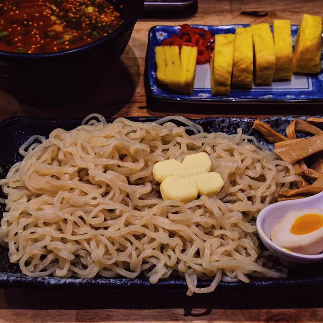 Ookara Miso Butter Tsuke-Men