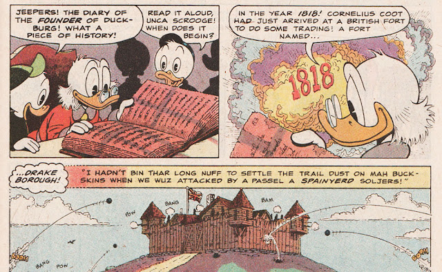 "From ""His Majesty, McDuck"""