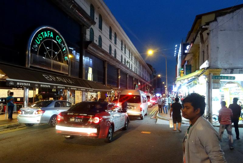 Singapore: Mustafa Centre and Little India at Night | Travel