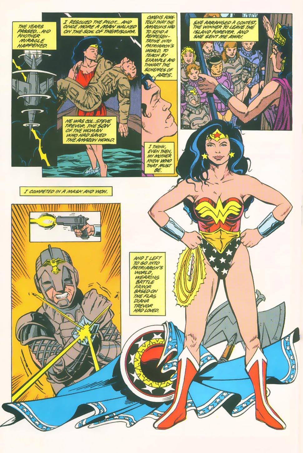 Read online Wonder Woman (1987) comic -  Issue #72 - 18