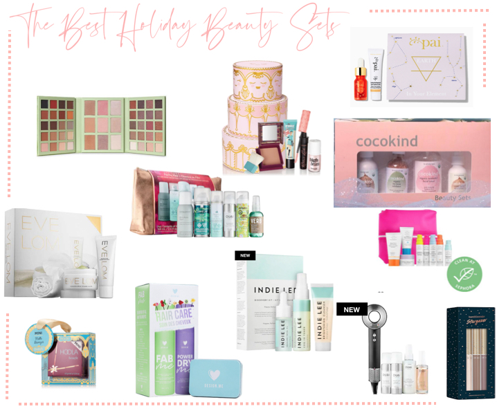 Holiday Beauty Sets to buy for 2018