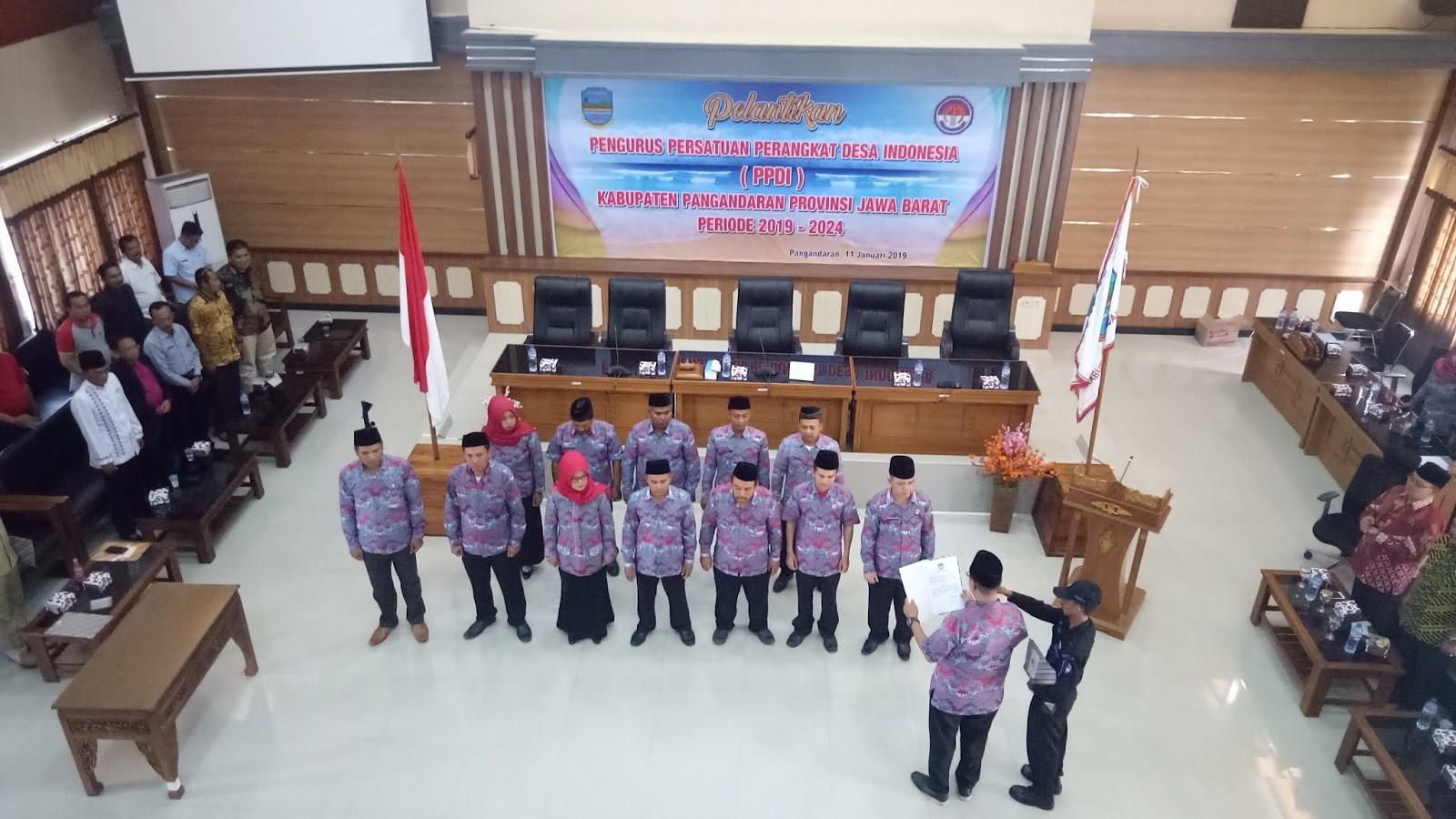 Bentuk Solidaritas, PPDI Kabupaten Pangandaran Akan Turut Ke Jakarta