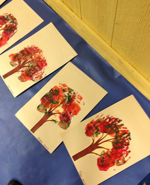 Preschool Fall Crafts Activities Ideas