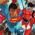 Sinopse e capa da segunda edição de Liga da Justiça vs Power Rangers