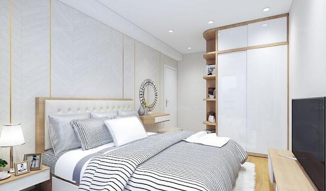 Thiết kế căn hộ 68m2 hiện đại được ưa chuộng nhất năm 2018 - H5