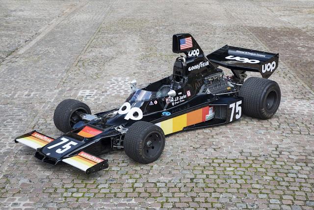 1975 Shadow Formula 1 for sale at Fiskens - #Shadow #Formula1 #classiccar #motorsport #forsale