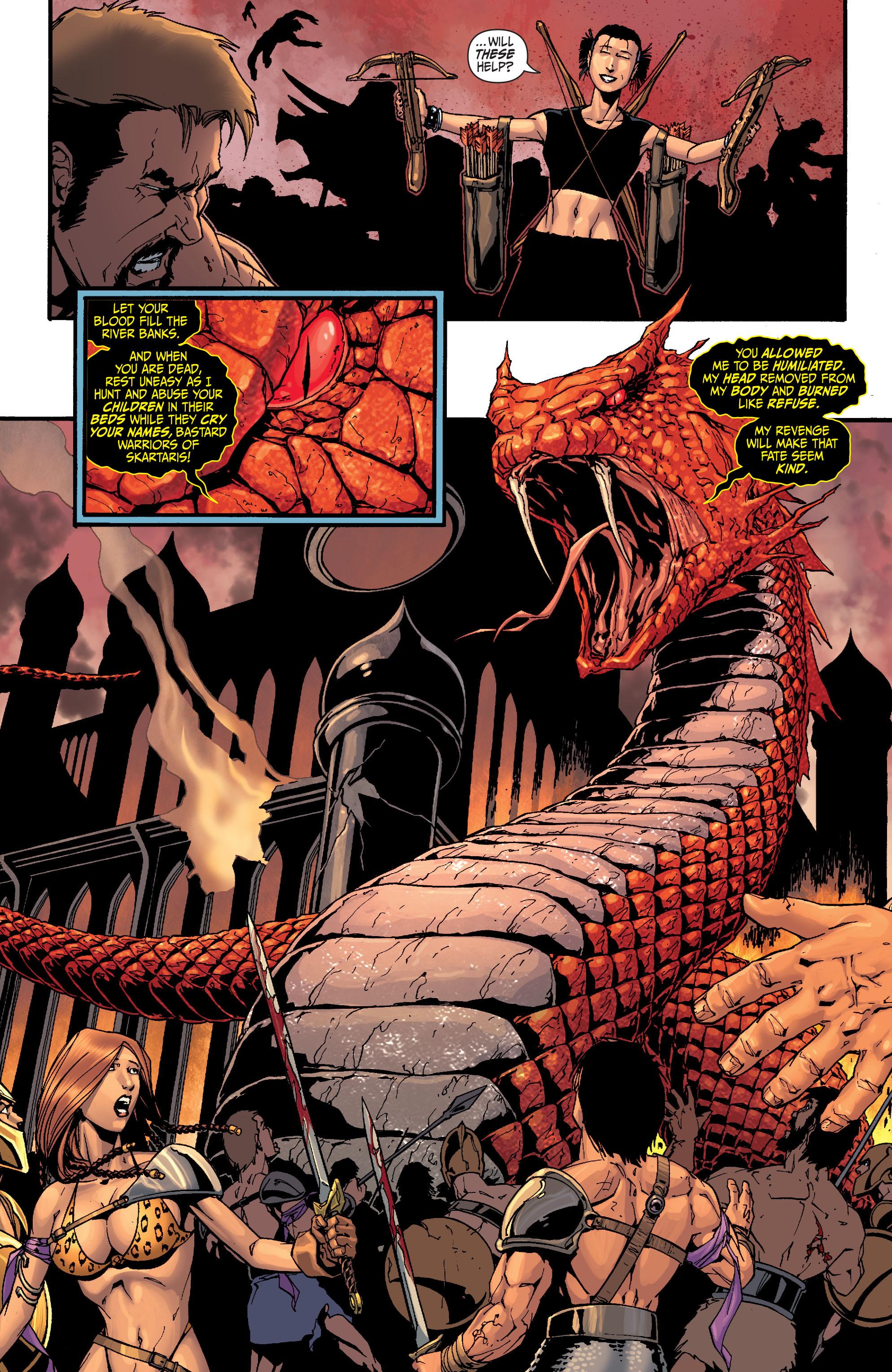 Read online Secret Six (2008) comic -  Issue #28 - 9